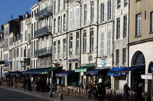Ma ville la rochelle - Restaurant vieux port la rochelle ...